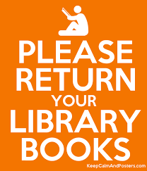return library books