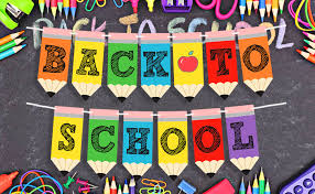 Amazon.com: Back to School Banner - Teacher Banner for First Day of School  Decorations Welcome Back to School Party Classroom Decorations: Health &  Personal Care