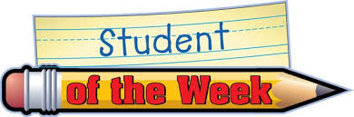 Student of the Week - Primary_Sparks