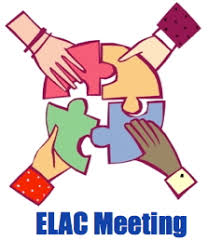 ELAC meeting / Junta | Rio Vista Elementary School