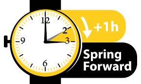 Daylight Savings Time Begins - Our Lady of Fatima Catholic Elementary School